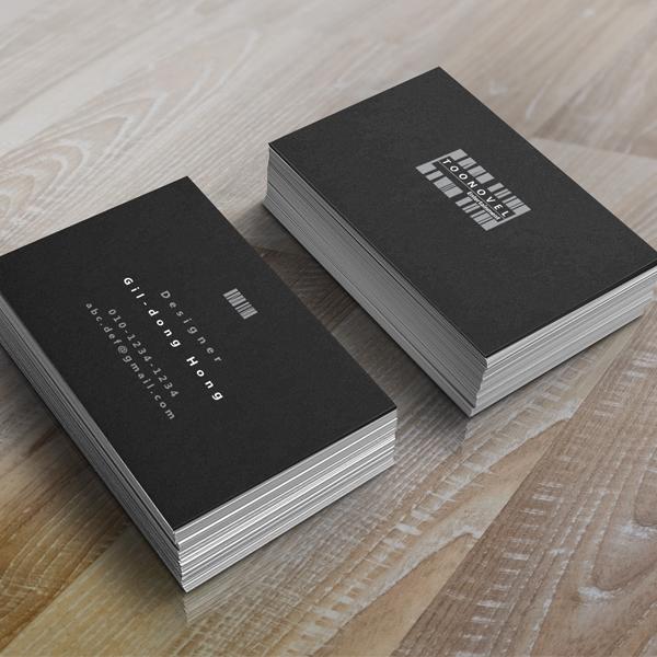 명함 / 봉투 | 명함 디자인 의뢰 | 라우드소싱 포트폴리오