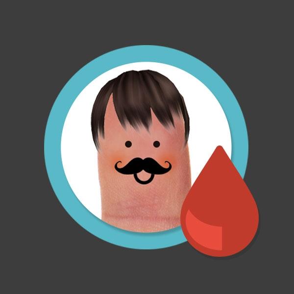 모바일 앱 | 당뇨병(혈당) 자가관리 앱 | 라우드소싱 포트폴리오