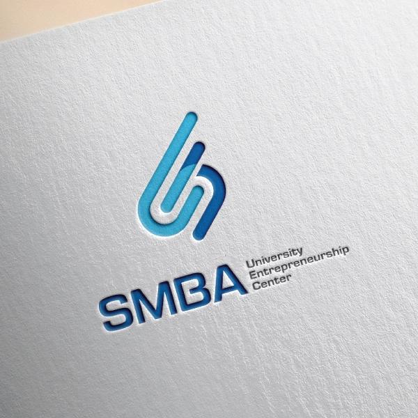 로고 디자인 | SMBA University ... | 라우드소싱 포트폴리오