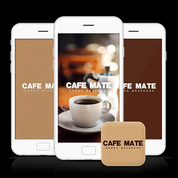 모바일 앱 | 한국비버리지 | 라우드소싱 포트폴리오
