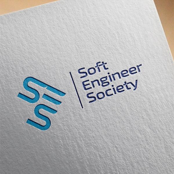 로고 디자인 | 소프트엔지니어스쿨(Soft E... | 라우드소싱 포트폴리오