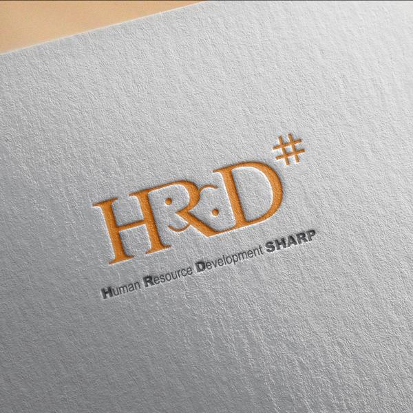 로고 디자인 | HRD # (HRD-sharp) | 라우드소싱 포트폴리오