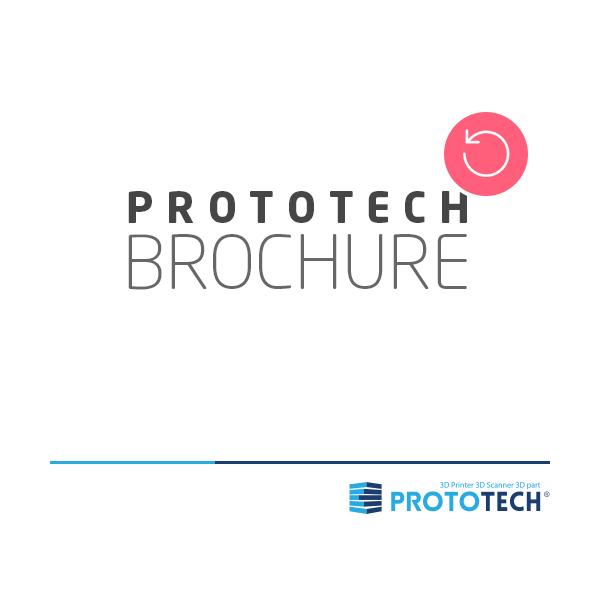 브로셔 / 리플렛   3d프린팅 업체 회사 소...   라우드소싱 포트폴리오