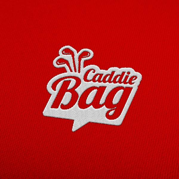 로고 + 명함 | 캐디백 (CADDIE BAG) | 라우드소싱 포트폴리오