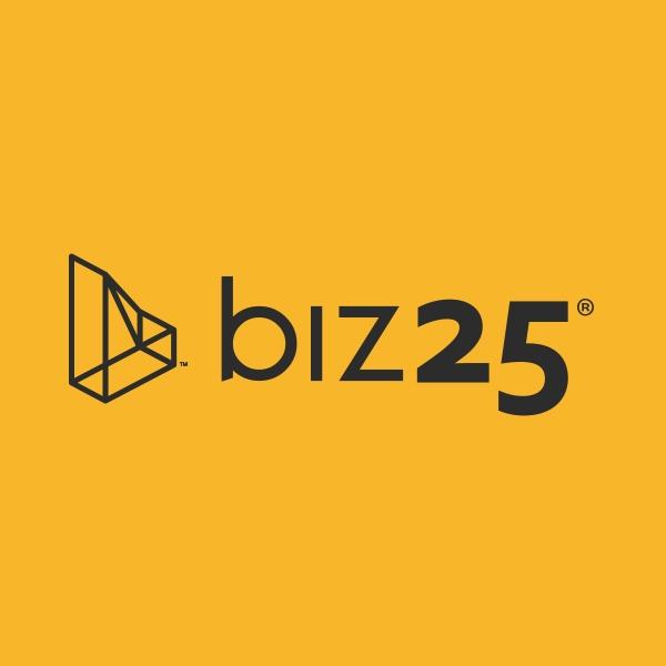로고 + 간판 | Biz25(비즈25시) | 라우드소싱 포트폴리오