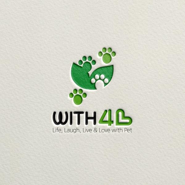 로고 + 명함 | 회사명 : WITH4L(... | 라우드소싱 포트폴리오