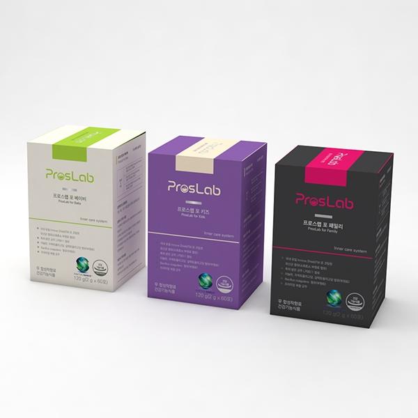 패키지 디자인 | 에스엘바이오텍 | 라우드소싱 포트폴리오