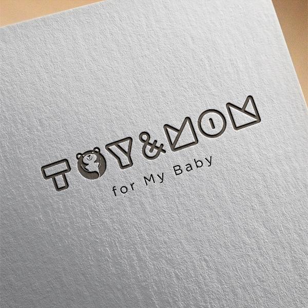 로고 디자인 | 토이앤맘 로고 디자인 의뢰 | 라우드소싱 포트폴리오