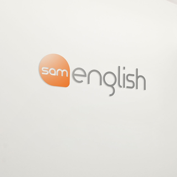 로고 디자인 | samenglish 상표... | 라우드소싱 포트폴리오