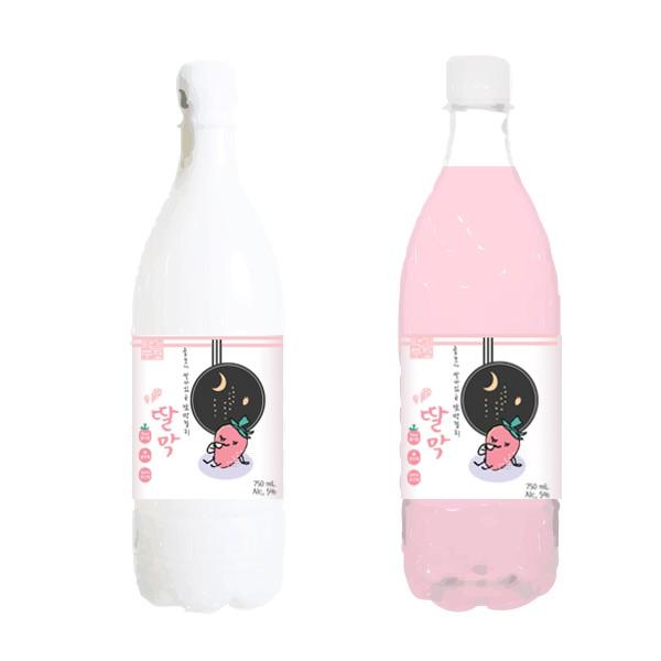 라벨 디자인 | 김포금쌀탁주 | 라우드소싱 포트폴리오