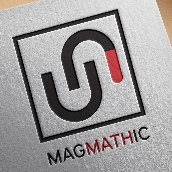 로고 디자인 | magmathic | 라우드소싱 포트폴리오