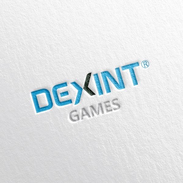 브랜딩 SET | 덱스인트게임즈 CI 로고... | 라우드소싱 포트폴리오