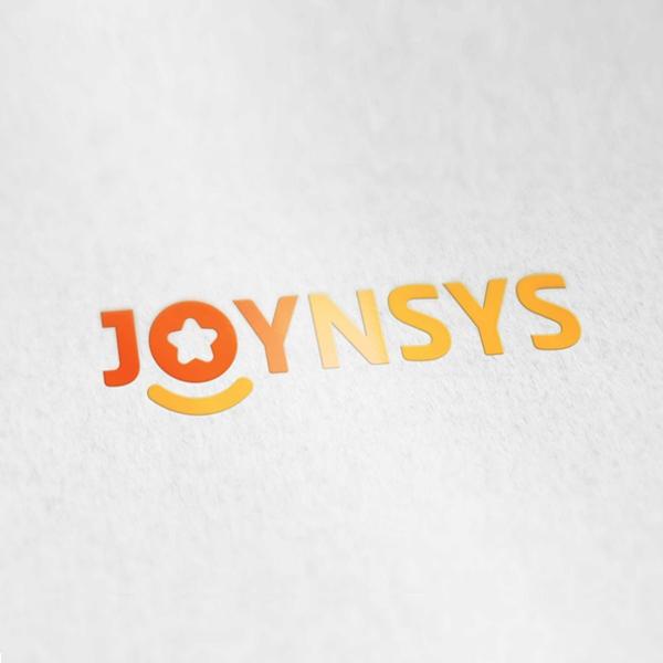 로고 + 명함 | (주)조이앤시스 로고 및... | 라우드소싱 포트폴리오