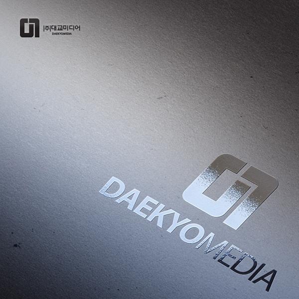 로고 디자인 | (주)대교미디어 DAEKYOM... | 라우드소싱 포트폴리오