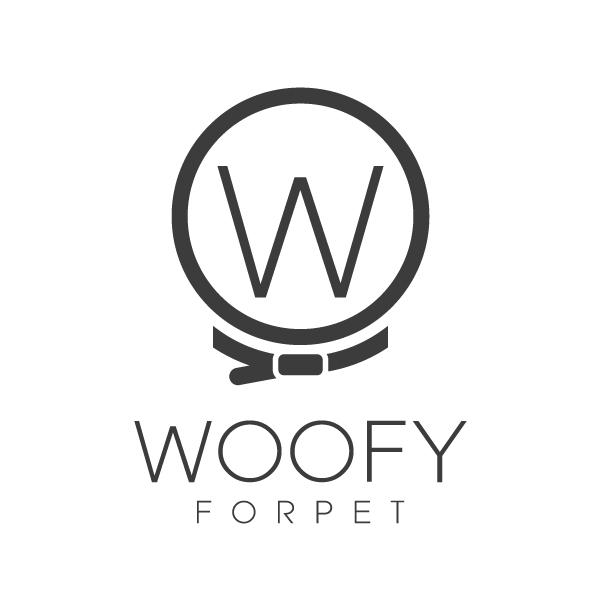 로고 디자인   WOOFY   라우드소싱 포트폴리오