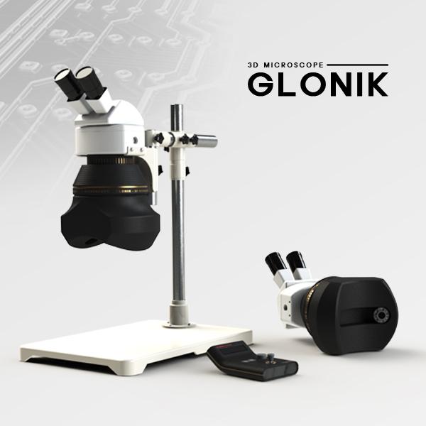 제품 디자인 | 3차원 현미경 시스템 디... | 라우드소싱 포트폴리오