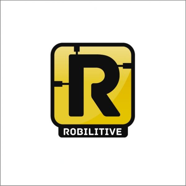 로고 디자인 | Robilitive | 라우드소싱 포트폴리오