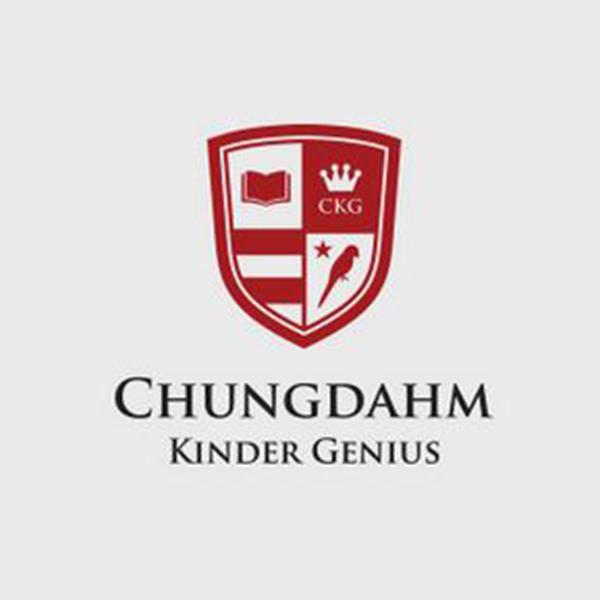 로고 디자인 | 청담킨더 지니어스 | 라우드소싱 포트폴리오