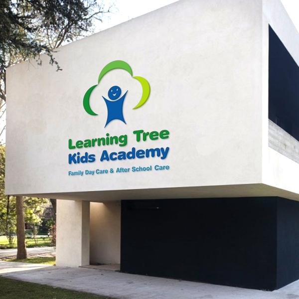 로고 디자인   Learning Tree Ki...   라우드소싱 포트폴리오