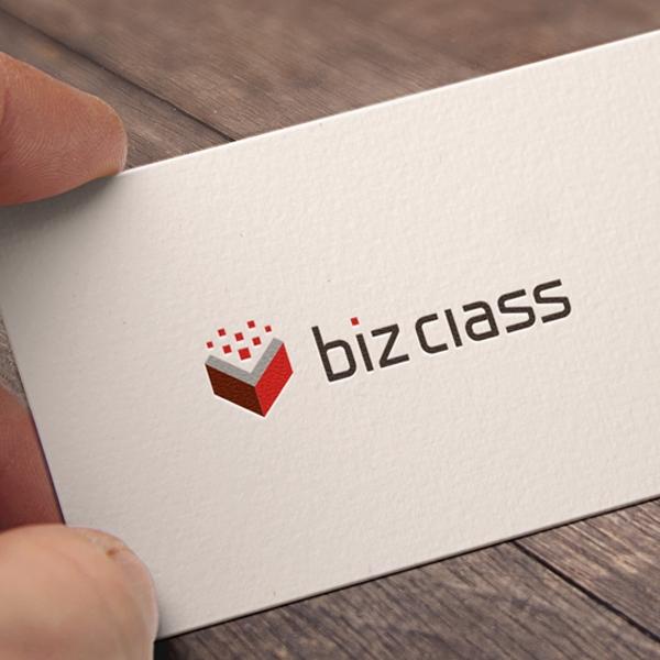로고 디자인   비즈클래스 (BizClass)   라우드소싱 포트폴리오
