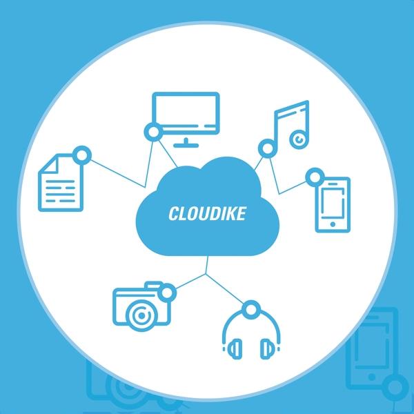 브로셔 / 리플렛 | Cloudike | 라우드소싱 포트폴리오