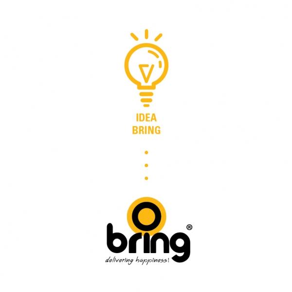 브로셔 / 리플렛 | 브링 기업소개서 브로셔 ... | 라우드소싱 포트폴리오