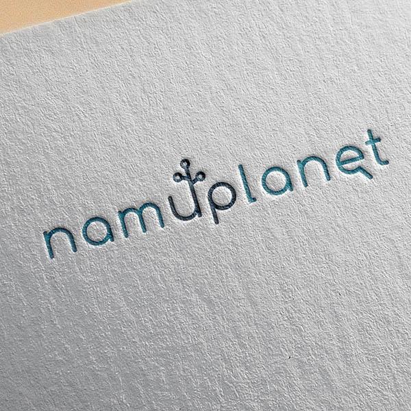 로고 디자인 | 나무플래닛(Namuplanet) | 라우드소싱 포트폴리오