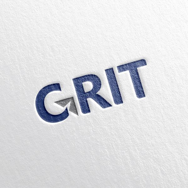로고 디자인 | 그릿(GRIT) | 라우드소싱 포트폴리오
