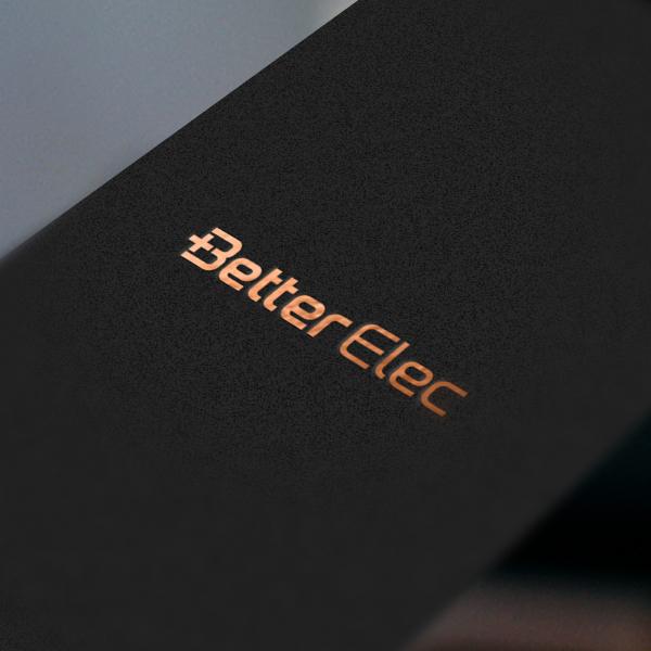 로고 디자인 | BetterElec | 라우드소싱 포트폴리오