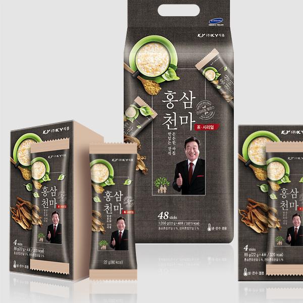 패키지 디자인   (주)KY식품   라우드소싱 포트폴리오