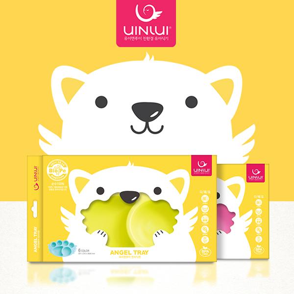 패키지 디자인 | 유이앤루이_유아식판 패키... | 라우드소싱 포트폴리오