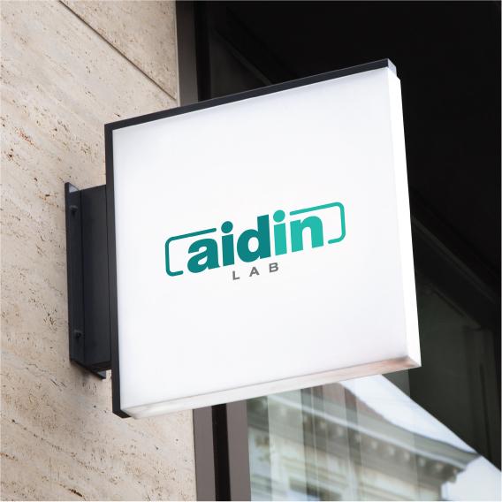 로고 디자인 | 에이딘랩 회사 로고 의뢰 | 라우드소싱 포트폴리오