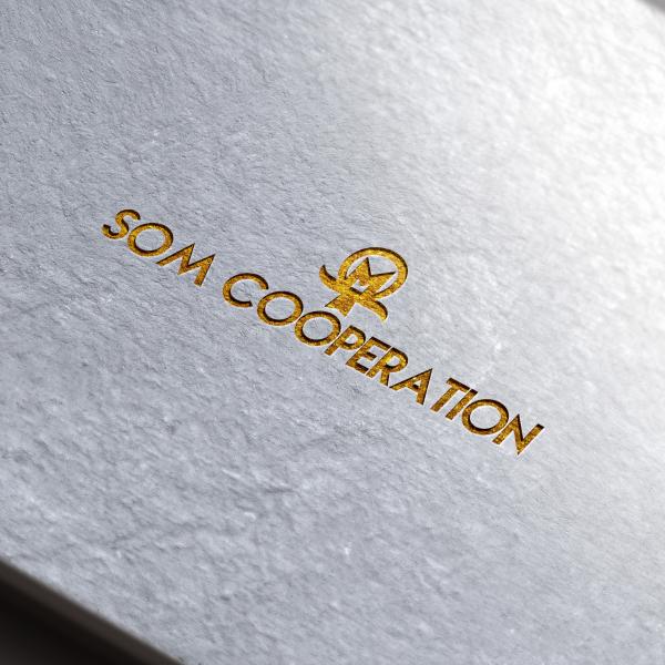 로고 디자인 | 주식회사 에스오엠 코러레... | 라우드소싱 포트폴리오