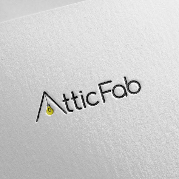 로고 + 명함 | AtticFab / 애틱팹 | 라우드소싱 포트폴리오