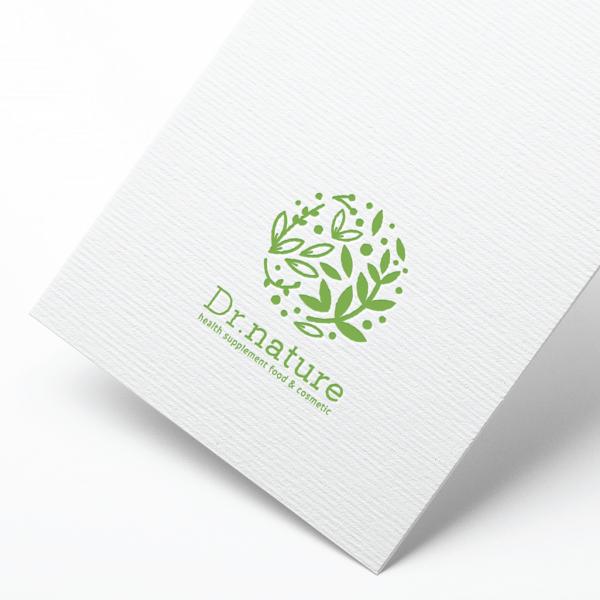 로고 디자인 | 주)닥터네이처 | 라우드소싱 포트폴리오