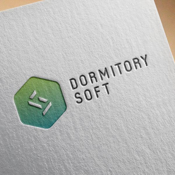 로고 + 명함 | 도미토리 소프트(Dormito... | 라우드소싱 포트폴리오