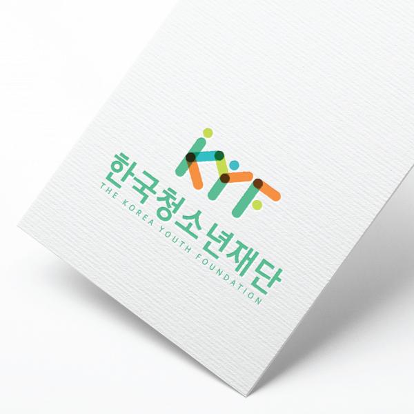 브랜딩 SET | 한국청소년재단 BI 개편 | 라우드소싱 포트폴리오