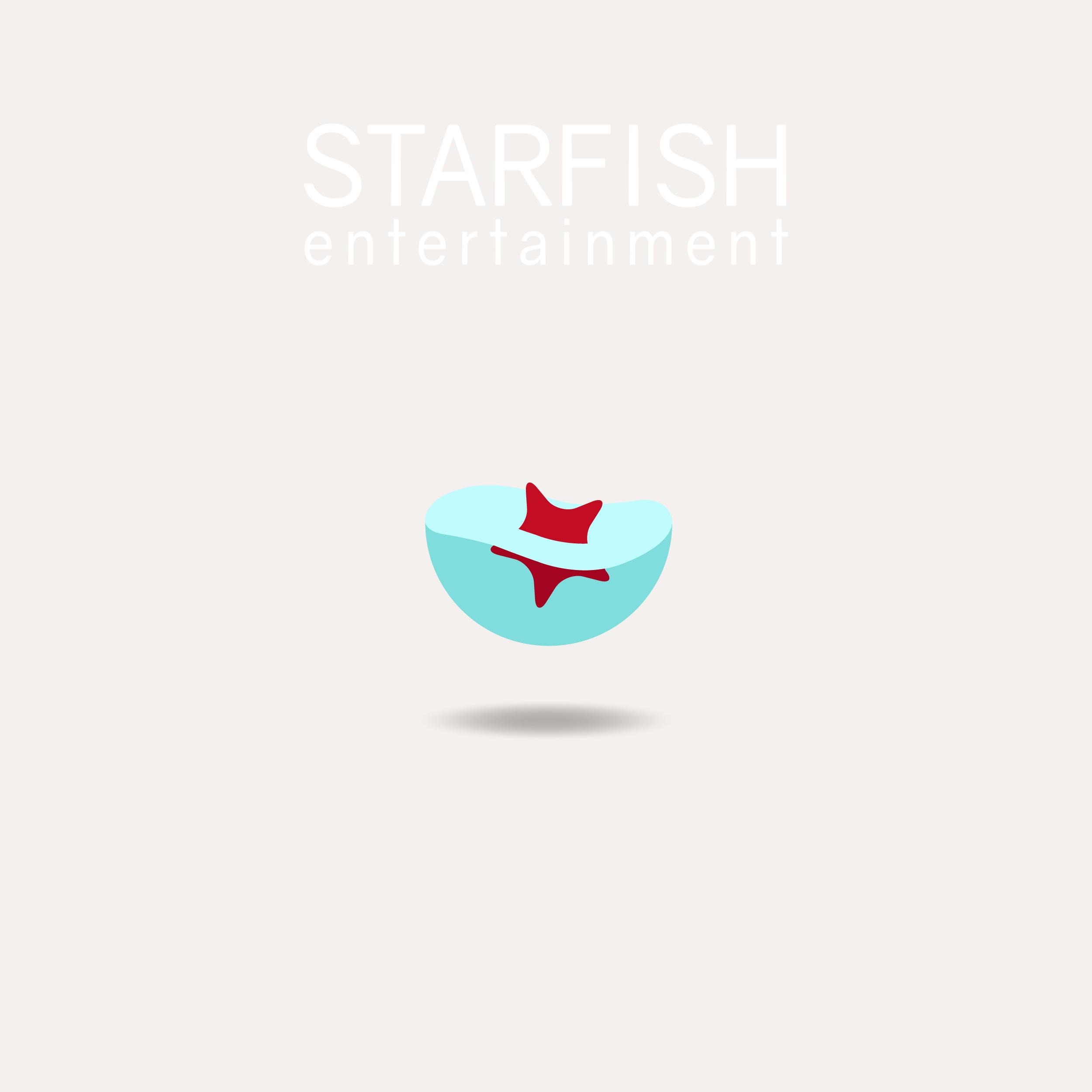 로고 + 명함 | 스타피쉬엔터테인먼트 로고... | 라우드소싱 포트폴리오