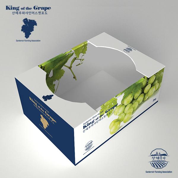 패키지 디자인 | 산떼루아영농조합법인 | 라우드소싱 포트폴리오