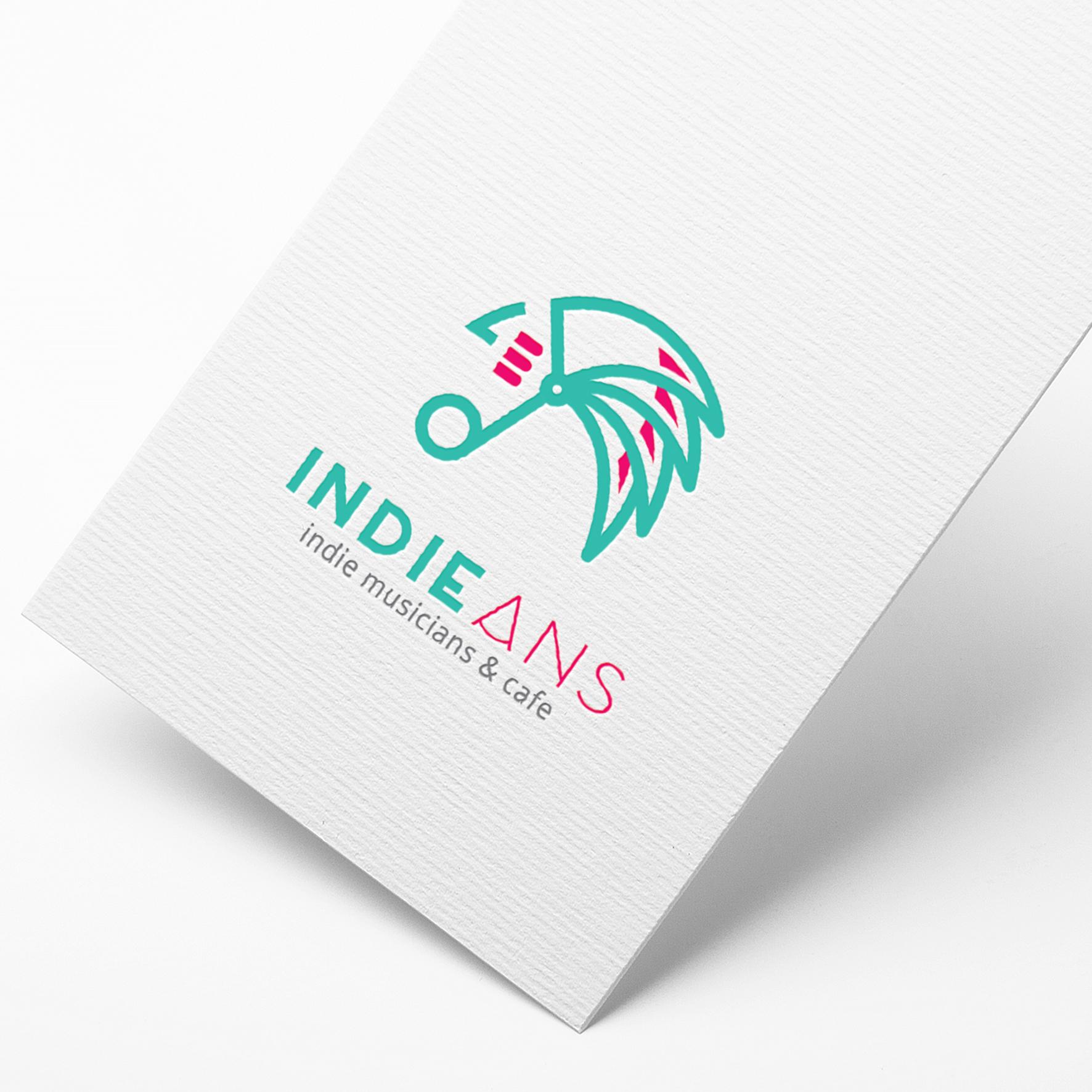 로고 + 명함 | 인디언즈 컴퍼니(Indiean... | 라우드소싱 포트폴리오