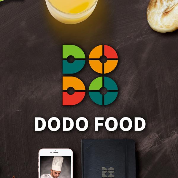 로고 + 명함 | (주)도도푸드 | 라우드소싱 포트폴리오