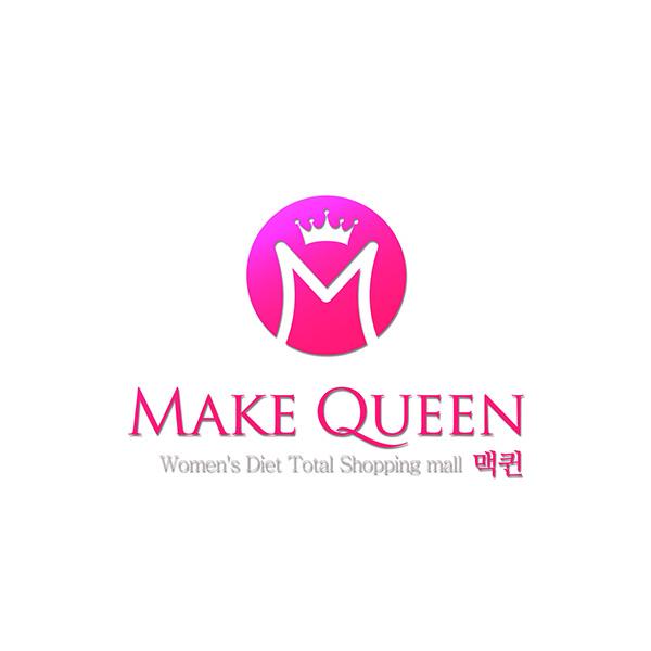 로고 디자인 | 맥퀸(makequeen)  | 라우드소싱 포트폴리오