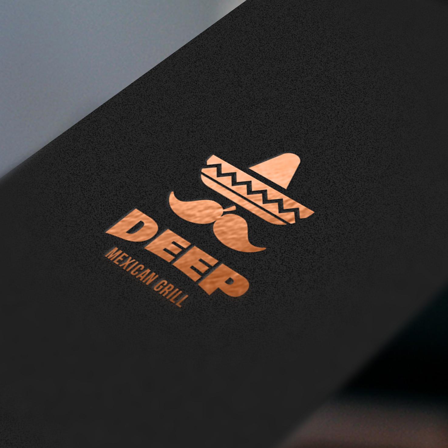 로고 디자인 | 멕시칸 그릴 음식점 로고디자인 | 라우드소싱 포트폴리오