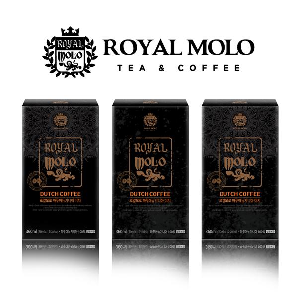 패키지 디자인 | ROYAL MOLO (로얄모로) | 라우드소싱 포트폴리오