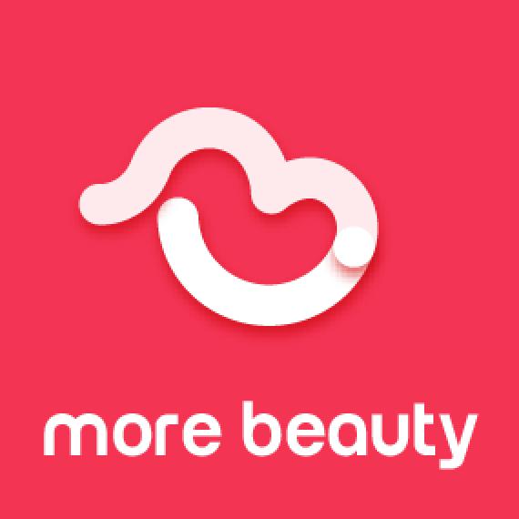로고 디자인 | MORE BEAUTY  | 라우드소싱 포트폴리오