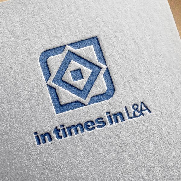 로고 디자인 | 인타임즈인 (L&A) | 라우드소싱 포트폴리오