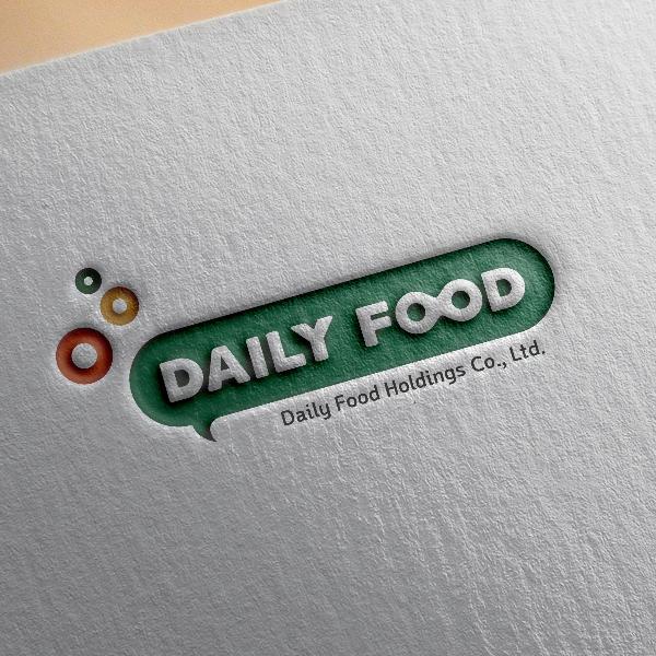로고 + 명함 | 데일리푸드홀딩스(주) / Da... | 라우드소싱 포트폴리오
