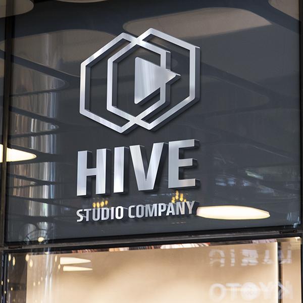 로고 + 명함 | HIVE Studio Company | 라우드소싱 포트폴리오