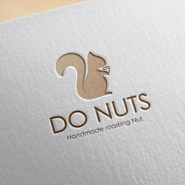 로고 디자인 | DO NUTS | 라우드소싱 포트폴리오