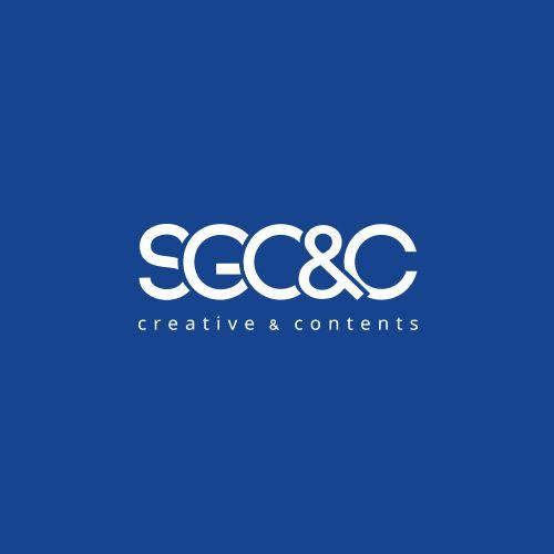 로고 + 명함 | 에스지씨앤씨 주식회사 로... | 라우드소싱 포트폴리오